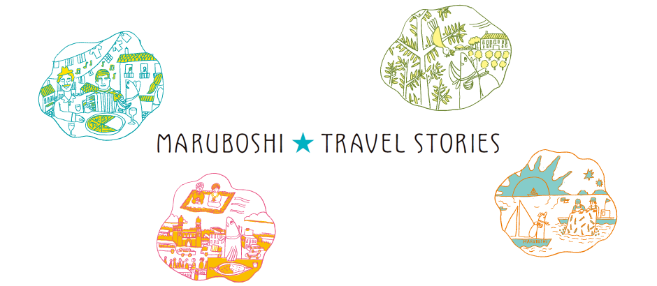 MARUBOSHI★TRAVEL STORIES